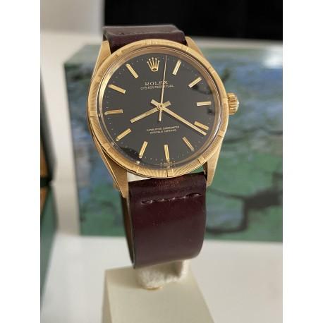 Rolex Oyster ref 1007 gilt dial