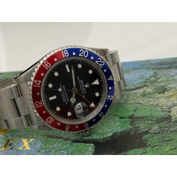 Rolex GMT 16700 Pepsi