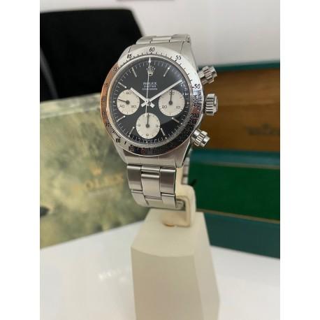 Rolex Daytona 6265 Sigma Black Dial