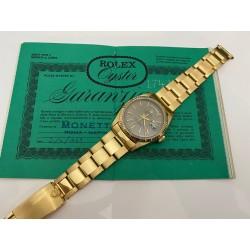 Rolex Day-Date 36 Full Set - Rivet bracelet- Monetti Italy