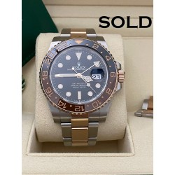 Rolex GMT 126711CHNR Root Beer