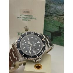 Rolex Submariner Date Tritium