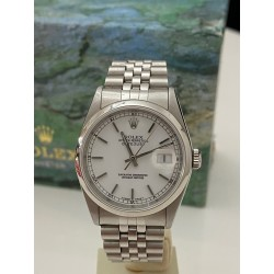Rolex Datejust Jubilee White dial