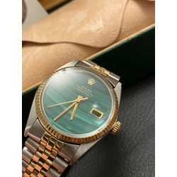 Rolex Datejust Malachite custom dial