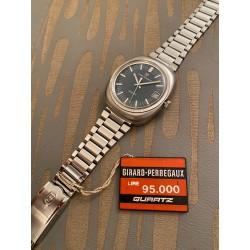 Girard Perregaux 9724 MA Quartz New Old Stock