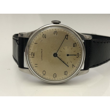 Longines Tobacco Dial